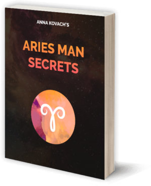 Aries Man Secrets Book