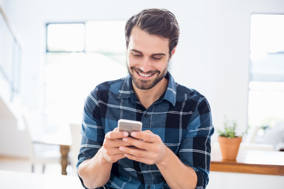 how to attract an Aries man via text