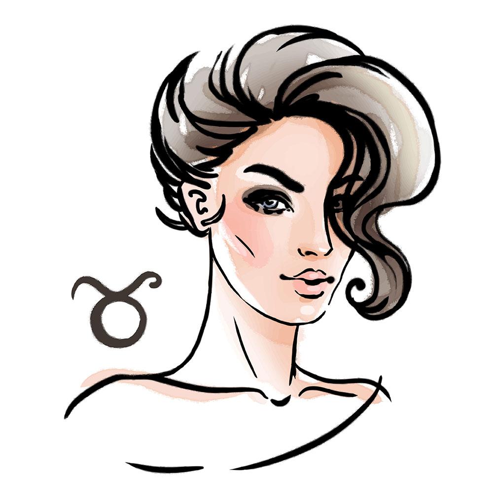 Taurus zodiac sign as a beautiful girl - Aries Man and Taurus Woman