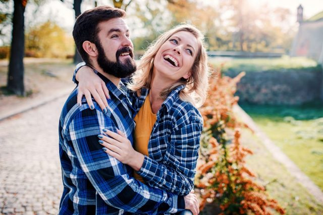 Happy Couple - Attracting An Aries Man In September 2020