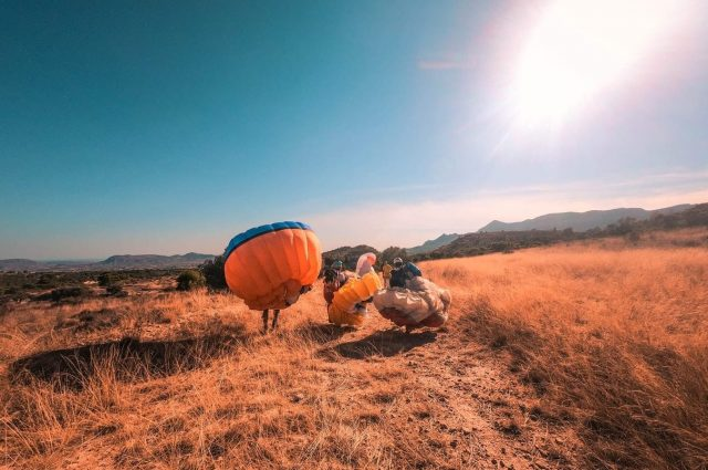 Couple Adventure Activities With An Aries Man