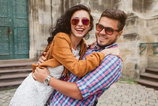 Romantic Couple - Attracting An Aries Man In March 2021