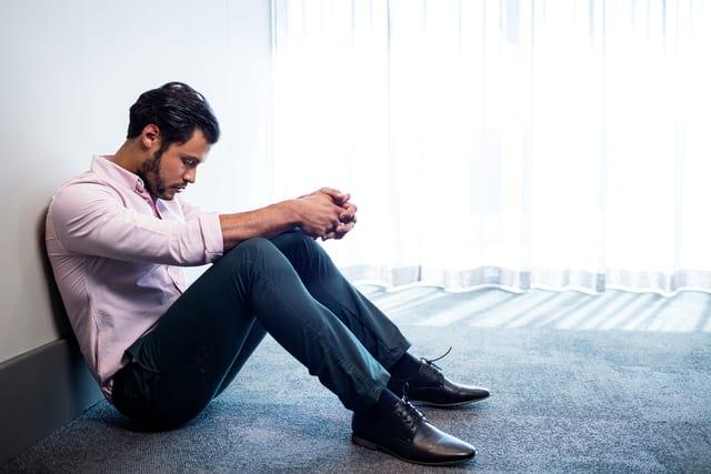 Aries Man Hard Time Expressing His Emotion